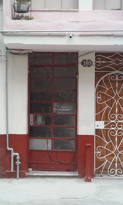 entrada del edificio san juan de dios