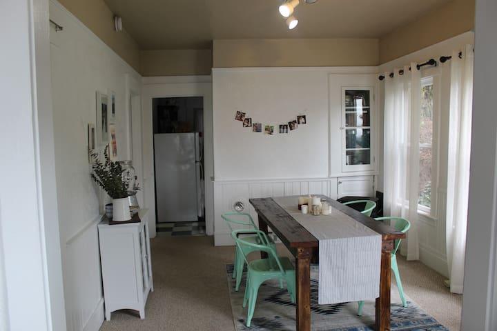 Charming apartment off NW 23rd - Portland - Apartemen