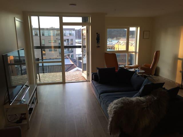 Ny Penthouse i Bodø sentrum - Bodø