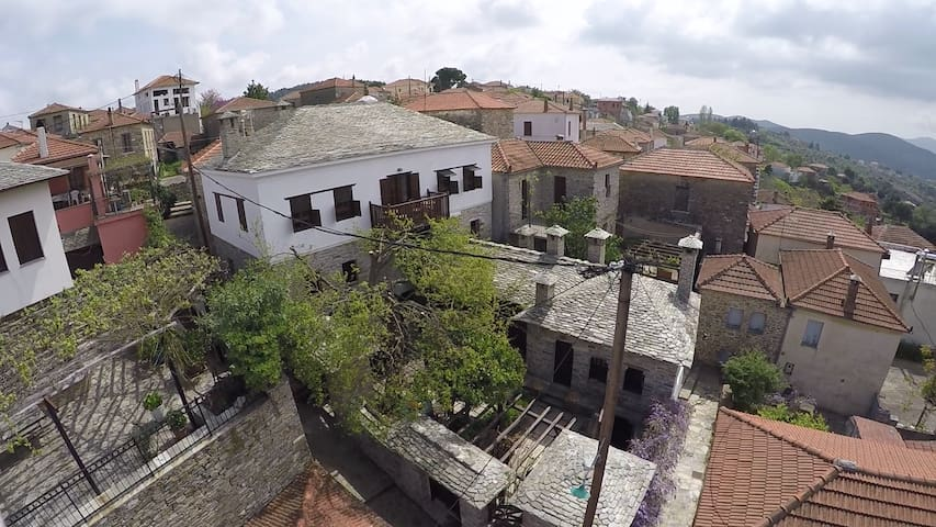 Fyloma  - Traditional House with 5 rooms in Pelion
