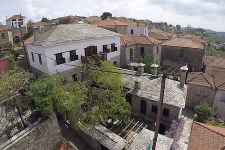 Fyloma  - Traditional House with 5 rooms in Pelion - Magnisia