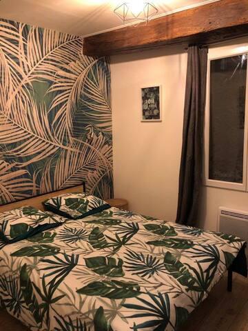 Suite «Jungle» chambre