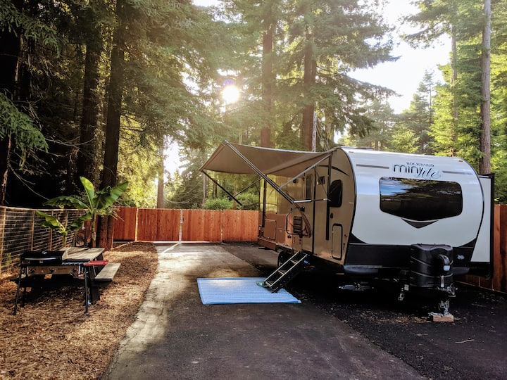 Costa Secoya - Luxury Private Space in Redwoods