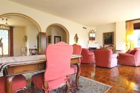 Single w all comforts + garden & view - Bassano del Grappa - ที่พักพร้อมอาหารเช้า
