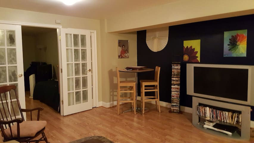 Cozy Basement Rental - Upper Marlboro - Haus