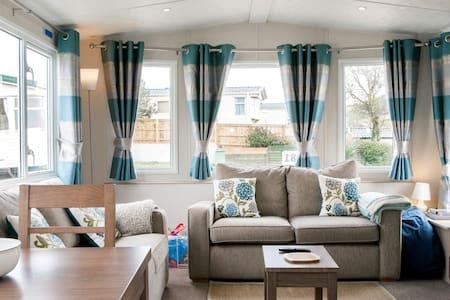 Seaside Holiday Caravan Ladram Bay - Otterton, Budleigh Salterton