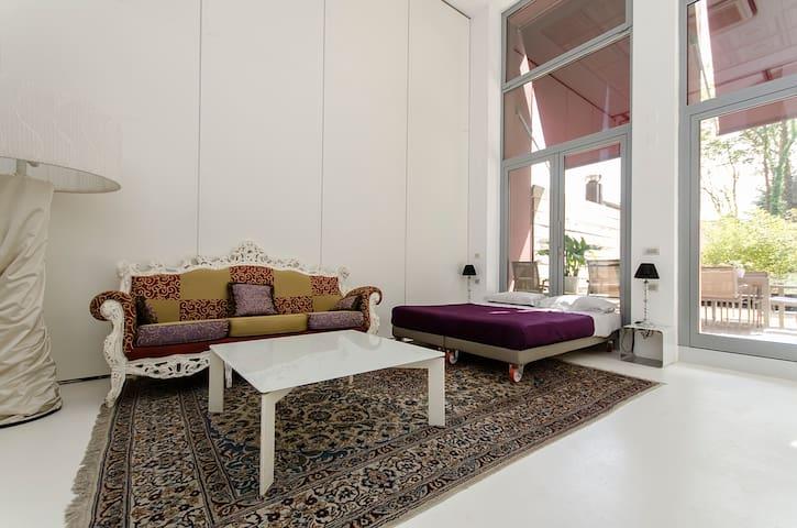 LUXURY Room con cucina - Mailand - Loft