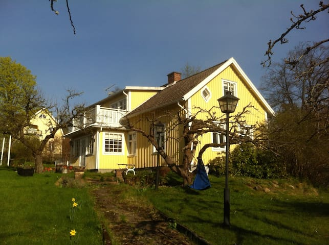 Stylish townhouse in central Växjö - Växjö - Casa