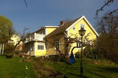 Vacker villa i centrala Växjö - Växjö - Ev