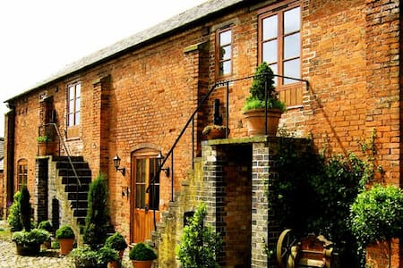 Peaceful farm stay, B&B and self catering, Wolvey