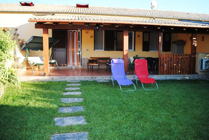 Sea-WiFi free-pool-parking-garden - Campofelice di Roccella - Wohnung