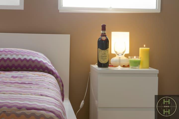 Hunter House Bed & Breakfast - Töltéstava - Bed & Breakfast