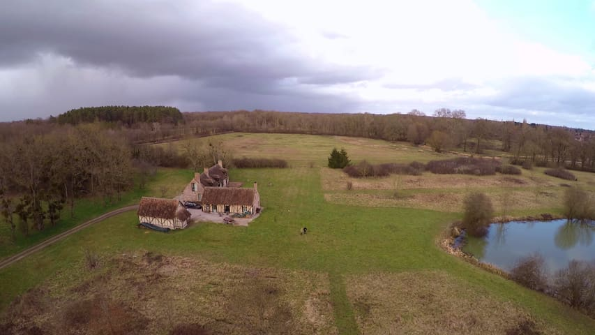 Le Petit Bourg - Neung-sur-Beuvron - Hus