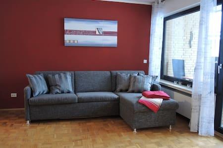 Traumwohnung mit Privatsauna HK-Lounge 2 - Goslar - Wohnung