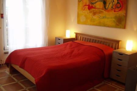 Ferienwohnung Seestern - Saal - Lägenhet