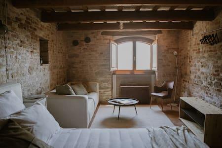 La casa sulle mura