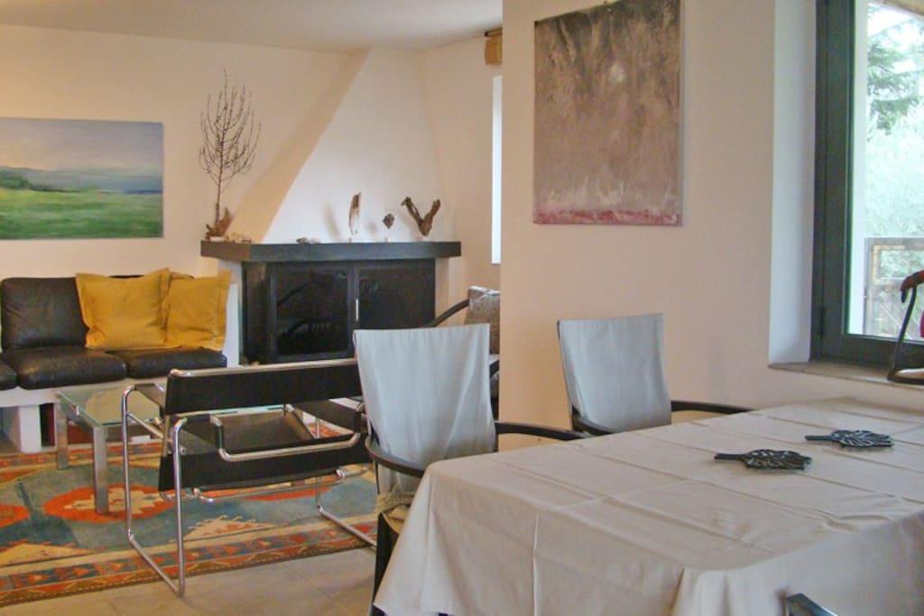 Der Wohnraum