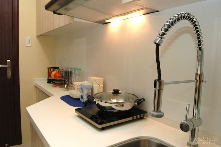Induction cooker , Range Hood and Electric Water Kettle