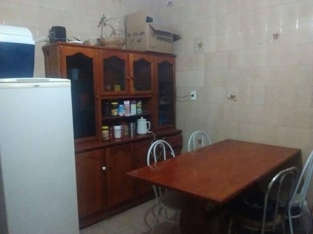 Quarto para dividir em casa - São Carlos - Ev