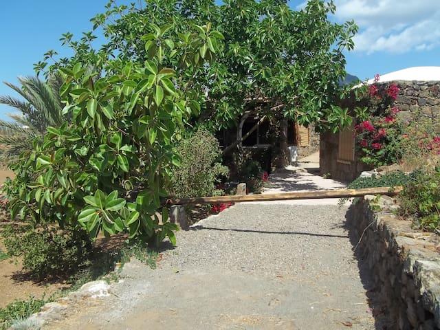 antica corte di dammusi - แพนเทลเลอเรีย - บ้าน