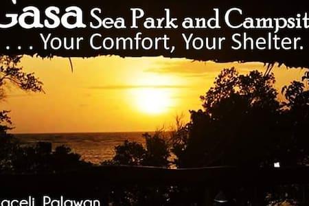 Gasa Sea Park - Traveller's Inn