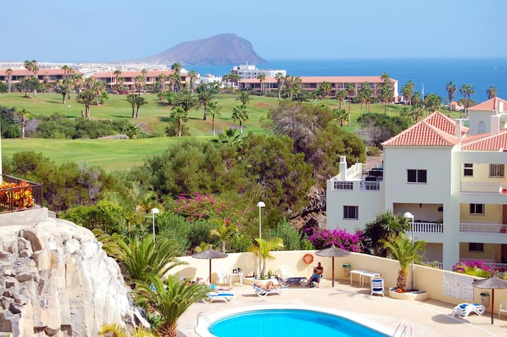 Ocean Golf & Country Club, Lovely 2 bed with views