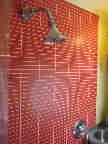 Um, tiles...