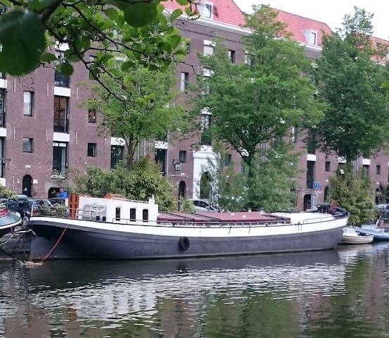 Lovely and cosy Houseboat Amsterdam - 阿姆斯特丹 - 船