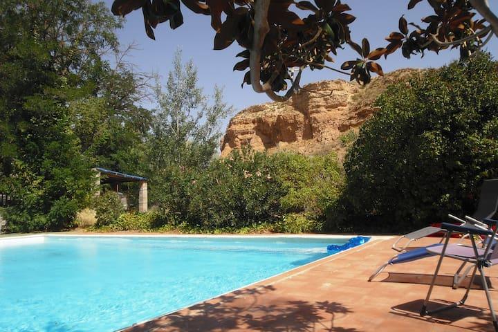 Casas Cueva La Tala: cueva familiar - Guadix - Casa cueva