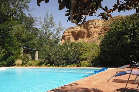 Casas Cueva La Tala: cueva familiar - Guadix - Arazi Evi
