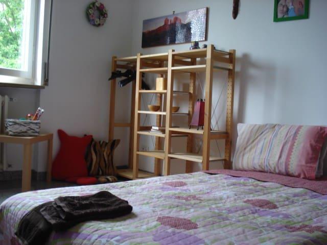 Affitto ampia camera singola - Abbiategrasso - Wohnung