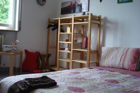 Affitto ampia camera singola - Abbiategrasso - 公寓