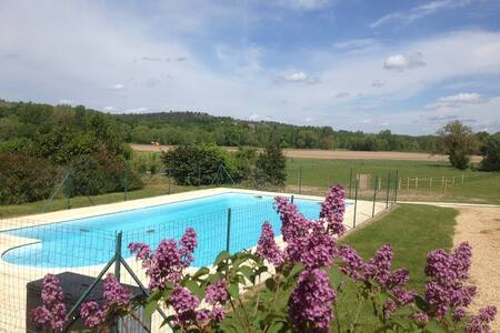 CANDISS gîte*** 4/6 personnes - Neuvic