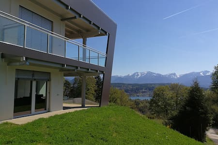 Modern completely new apartment with stunning view
