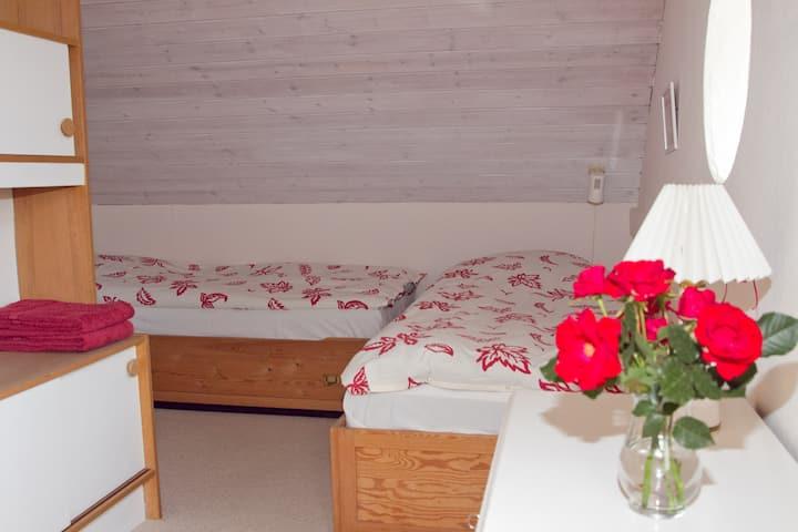 Nice rooms, Legoland 50 km. (3)