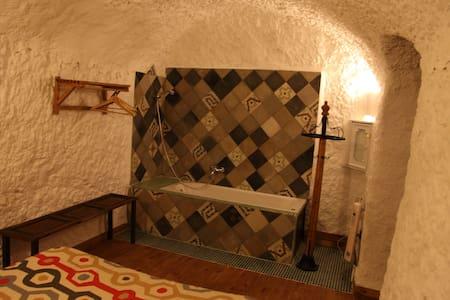 Casa Cueva Mar bañera hidromasaje - Guadix