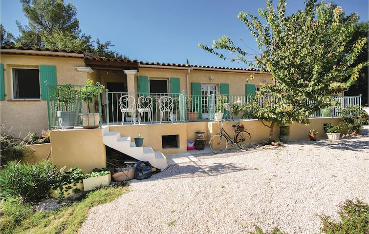 Nice home in St Anastasie s Issoles with 3 Bedrooms