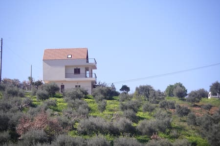 Apt in Chania walking distance to all & topseaview - Apartamento