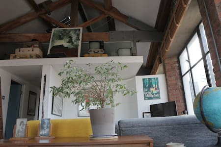The Fig + Sparrow Loft Apartment NQ - Manchester