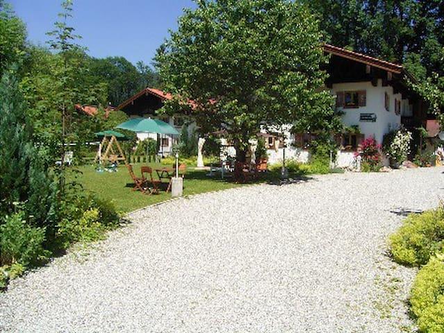 ,,Zum Alten Forsthaus`` Lukas - Reit im Winkl - Cabaña