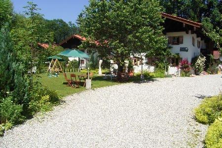 ,,Zum Alten Forsthaus`` Lukas - Reit im Winkl - Blockhütte