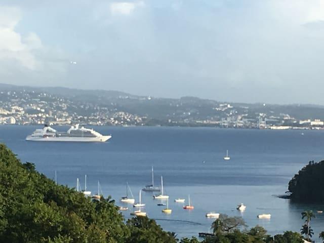RESIDENCE DIANE située aux Trois Ilets, Martinique