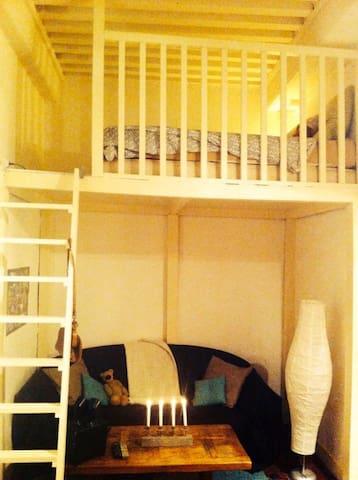 Appartement agréable des canuts lyon centre