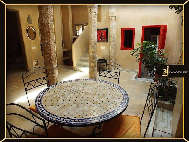 Dar contemporain luxueux  medina - Azemmour - Haus