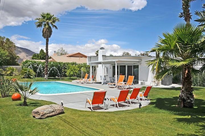 Palm Springs- Mid Century Today