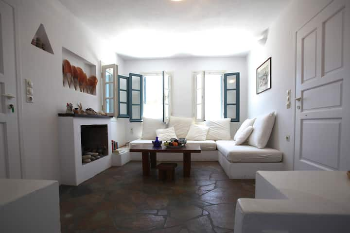 Beautiful House for 4 - Serifos