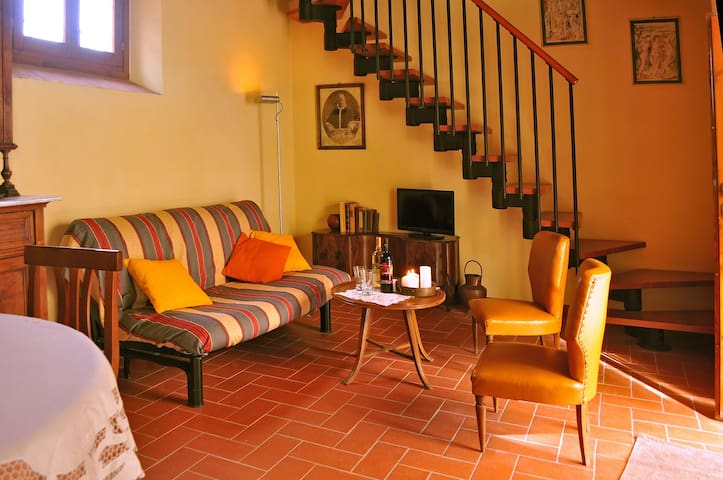 Casa al Fico 2 Toscana Chianti - Macie - House