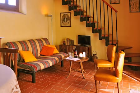 Casa al Fico 2 Toscana Chianti - Macie - Hus