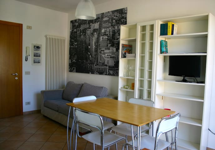 Cozy apartment near the beach - Cattolica - Flat
