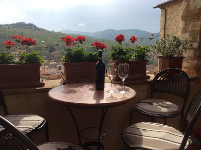 Our beautiful apartment in Chianti - Gaiole In Chianti - Byt